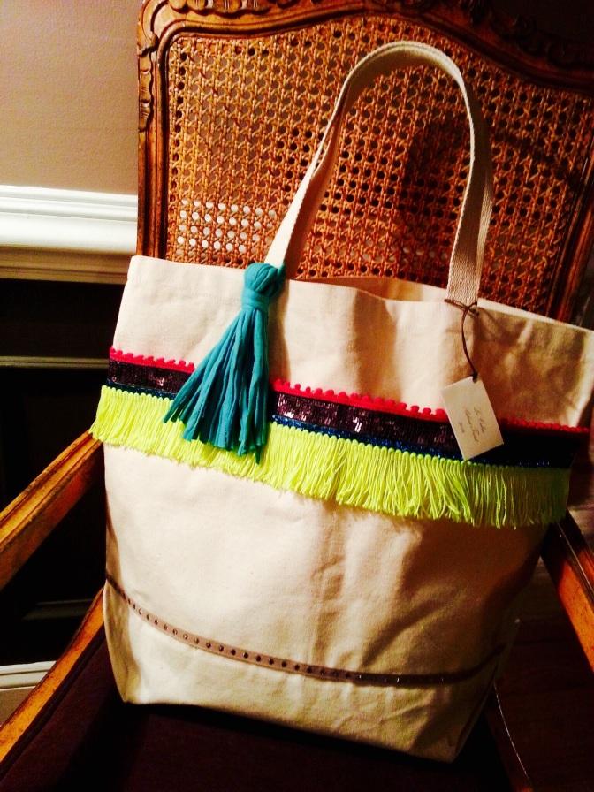 Un sac en plus…