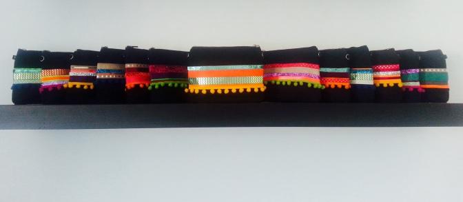 Pochette Black Neon, un plus dans notre nouvelle collection…